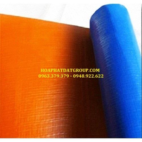 Báo giá vải bạt giá rẻ, bạt sọc, bạt dứa, bạt xanh cam các khổ lớn nhỏ tạiQuận Tân Phú
