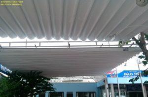 Địa chỉ chuyên lắp đặt mái hiên tại Tp Biên Hòa, mái xếp bạt kéo lượn sóng uy tín tại Tp Biên Hòa Đồng Nai