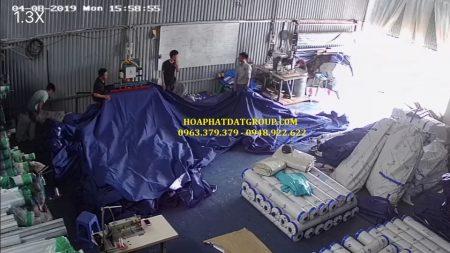 Tổng kho bạt nhựa Hoà Phát Đạt