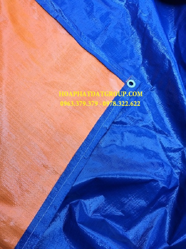 Báo giá vải bạt giá rẻ, bạt sọc, bạt dứa, bạt xanh cam các khổ lớn nhỏ tạiTp Thủ Dầu Một