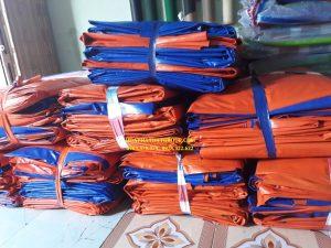Báo giá vải bạt giá rẻ, bạt sọc, bạt dứa, bạt xanh cam các khổ lớn nhỏ tại Bà Rịa Vũng Tàu