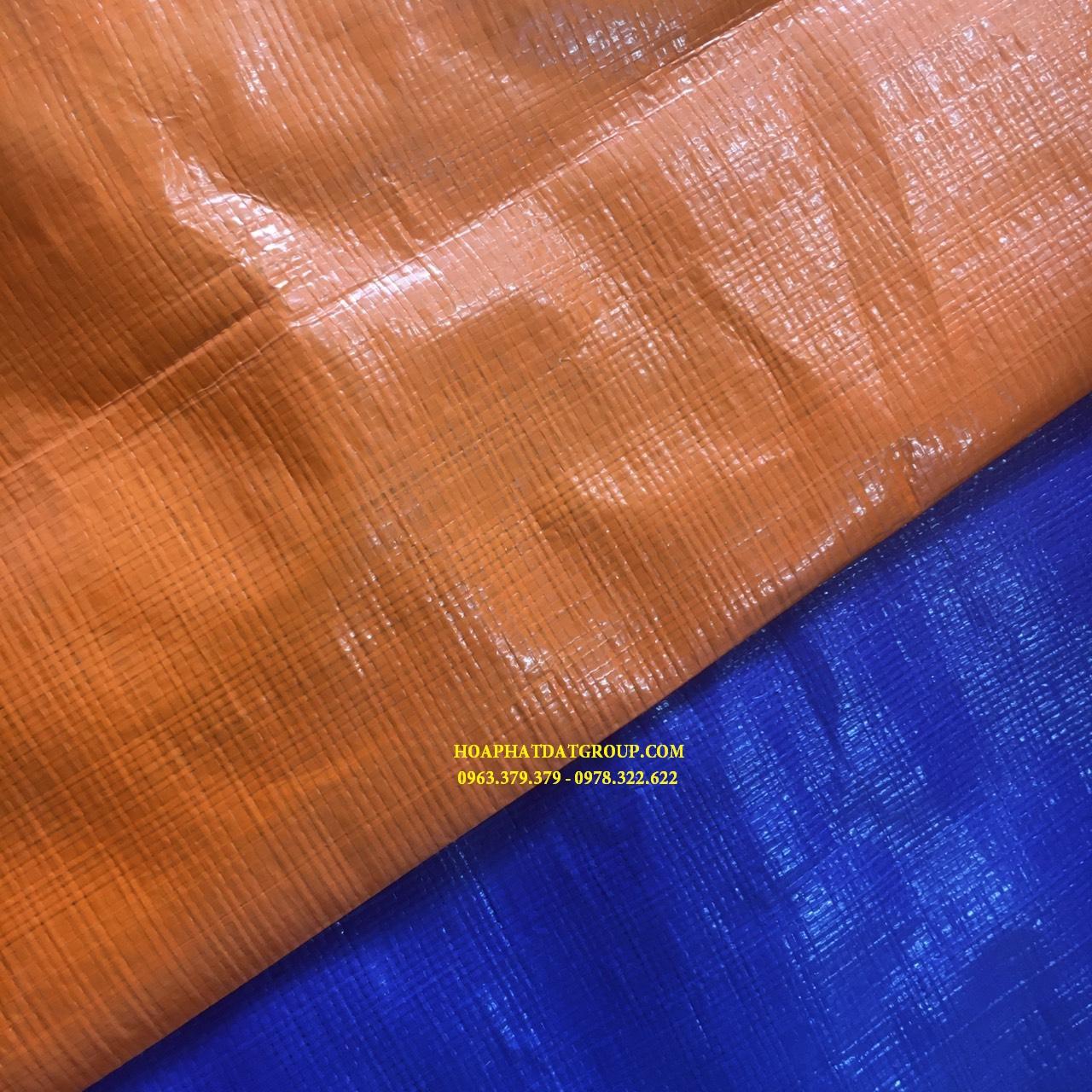 Báo giá vải bạt giá rẻ, bạt sọc, bạt dứa, bạt xanh cam các khổ lớn nhỏ tạiHuyện Bắc Tân Uyên