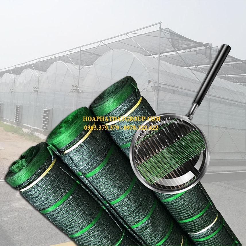 Báo giá cung cấp lắp đặt lưới che nắng, lưới chống nắng rẻ bền tại Huyện Phú Giáo