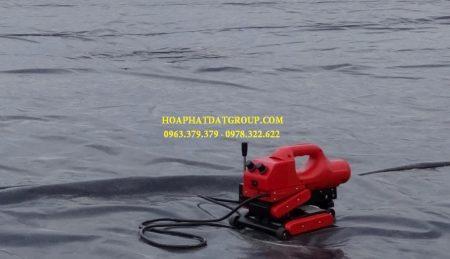 Báo giá cung cấp thi công vải bạt, màng chống thấm nước HDPE lót ao hồ tôm cá tại Huyện Tp Thủ Dầu Một